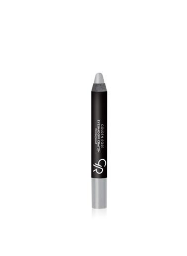 Golden Rose Eyeshadow Crayon Waterproof No:02 Gri